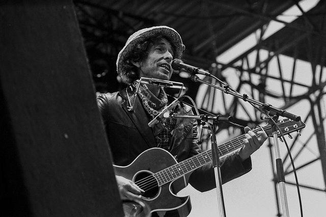 May 31,1984 bob dylan Hamburg