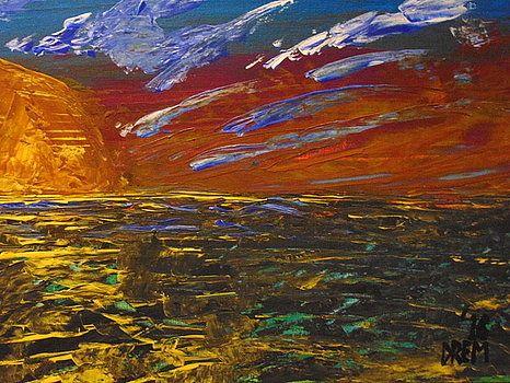 The Ocean has Moods by David Manicom