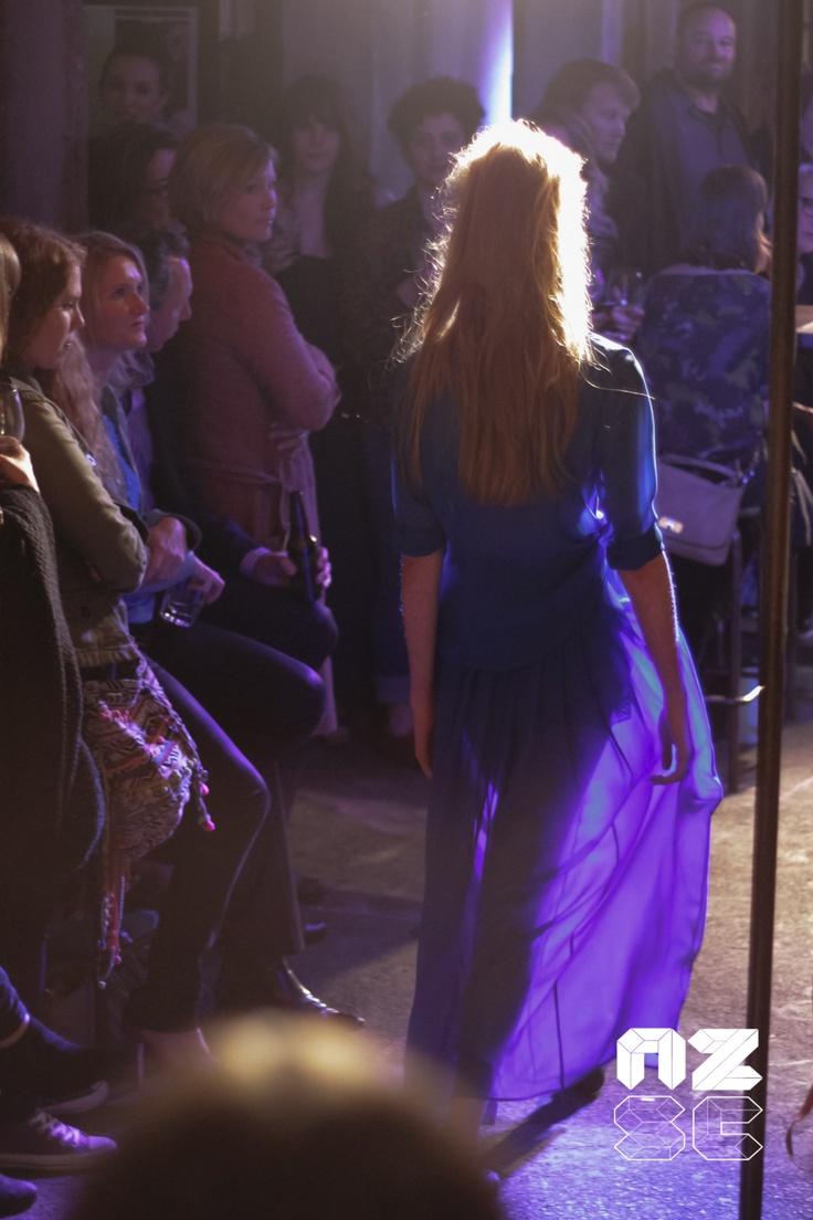 Kate Sylvester at Golden Dawn