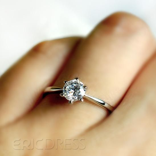 This is so beautiful! This site has tons of inexpensive rings!