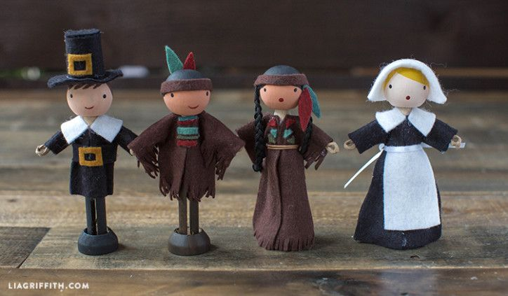 Thanksgiving_Clothespin_Dolls_All