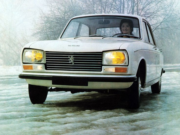 Peugeot 304 - 1969 The material for new cogs/casters could be cast polyamide which I (Cast polyamide) can produce