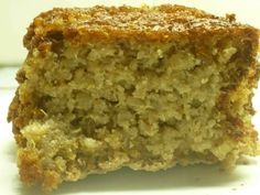 RECETA PAN DE ARROZ INTEGRAL GERMINADO