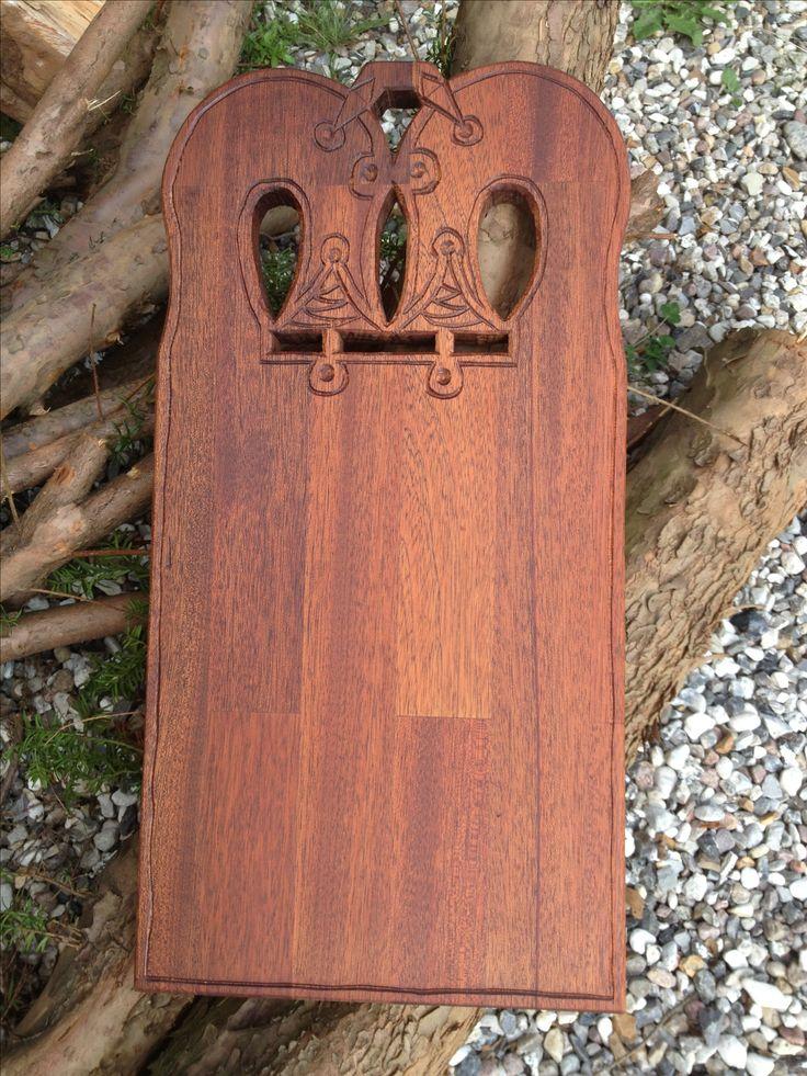 Carvingboard, vikingstyle