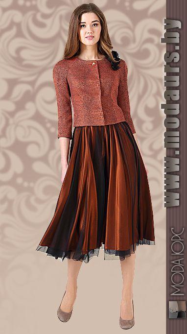 Комплект юбочный нарядный  от Мода-Юрс.    Купить наши изделия в розницу http://www.modaurs.by/gde_kypit_internet.html   #модаюрс #modaurs #костюм #сюбкой #трикотаж #оптом #мода #fashion #белорусскийтрикотаж #белорусскаяодежда #совместныепокупки