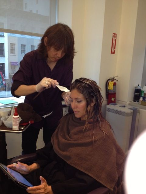 How to Relax Your Hair Safely: New Japanese Straightening — Melissa Meyers