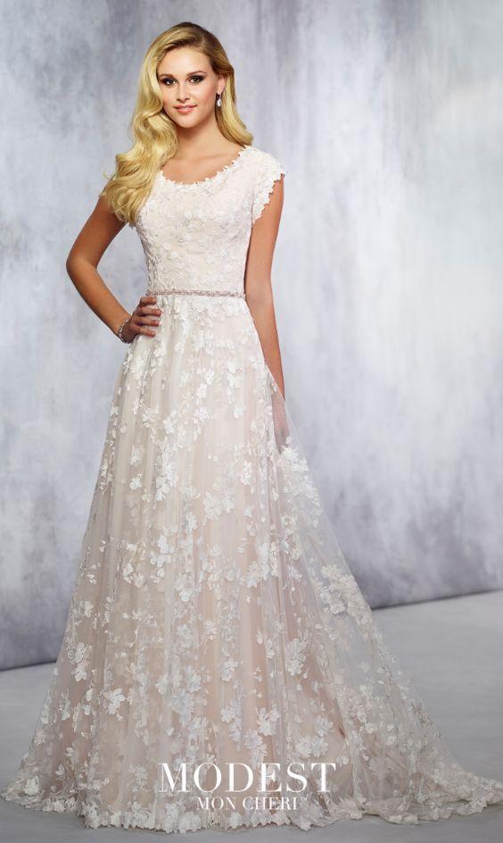 Featured Dress: Mon Cheri; Wedding dress idea.