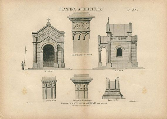 48 best classical architecture images on pinterest for Architecture byzantine definition