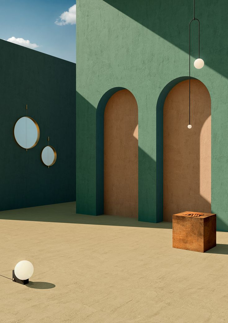 inside art      giorgio de chirico on behance