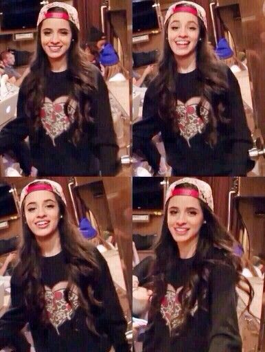 Hey I'm Camila Cabello! I'm 18 and single... I'm apart of the girl group Fifth Harmony... I love to sing and I love fashion... Introduce? (Fc: Camila Cabello)