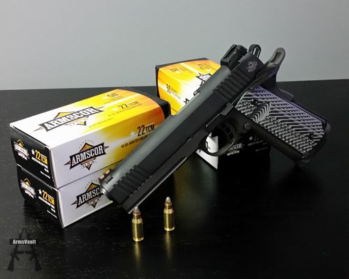 Rock Island Armory 1911 in 22 TCM speedloader now!  http://www.amazon.com/shops/raeind
