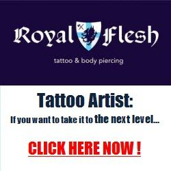 Royal Flesh Tattoo and Piercing, Tattoo Shops Chicago-(773) 975-9753