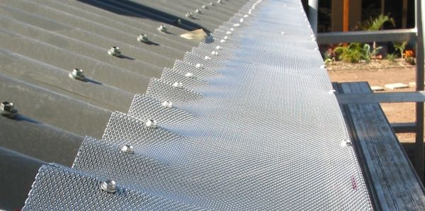 Corrugated Steel Roof Gutter Guard Google Search Corrugated Steel Roofing Gutter Guard Gym Shed