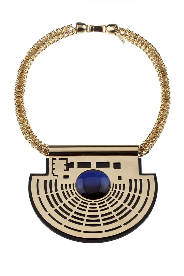 Taormina Theatre Necklace