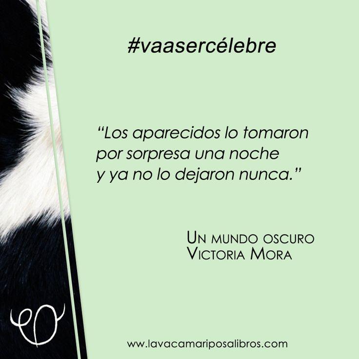 Victoria Mora #vaasercélebre