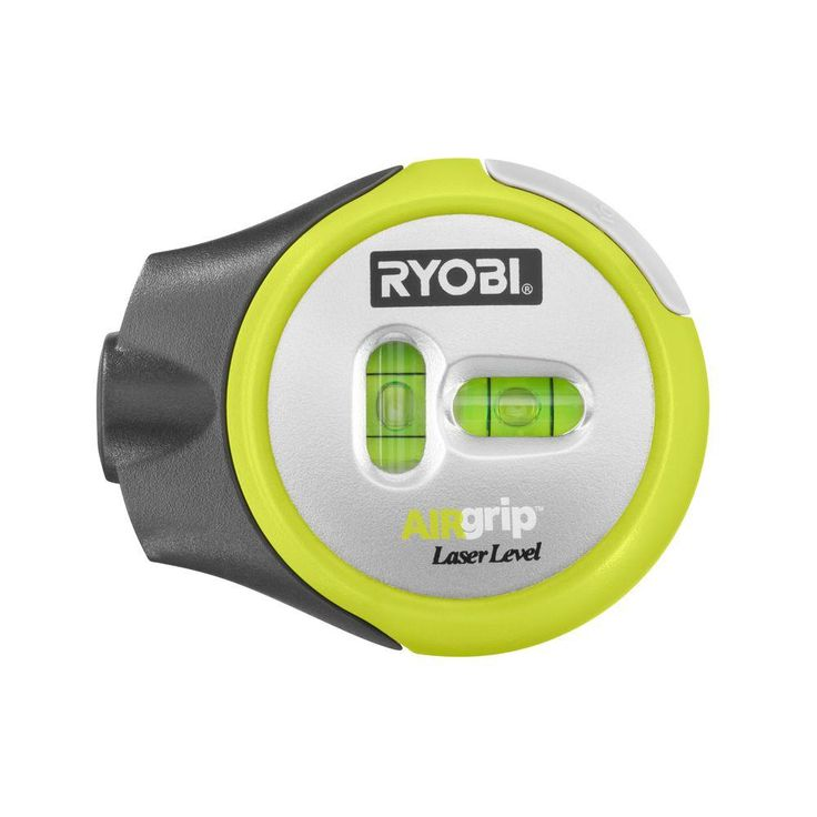 Ryobi Air Grip Compact Laser Level-ELL1002 - The Home Depot