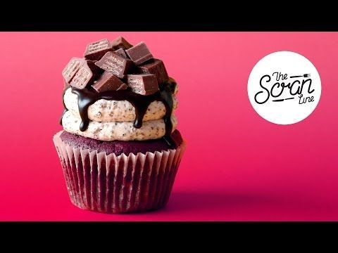 KitKat Cupcakes Are A Thing, And We Have The Recipe - One Country