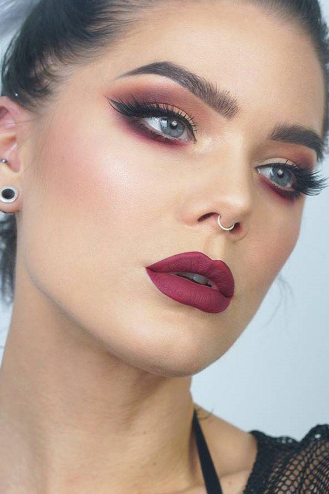 Day Eyeshadow Tutorial: Best 25+ Valentines Day Makeup Ideas On Pinterest