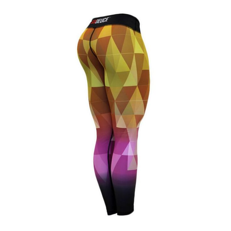 Nefertari Gen.2 Fitness Leggings Fun style meets high performance in these leggings designed for flexibility and comfort during your most challenging workouts. With these bright colored compression ti