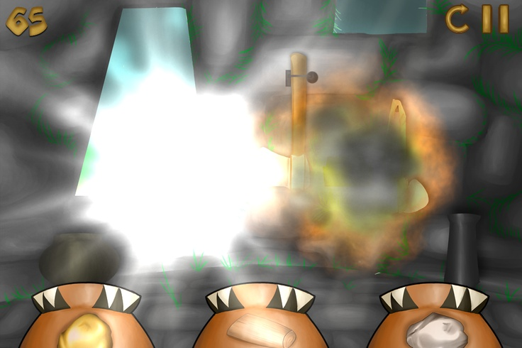 In #Tambo there are some explosions. Look ¡ A new mobile educational videogame