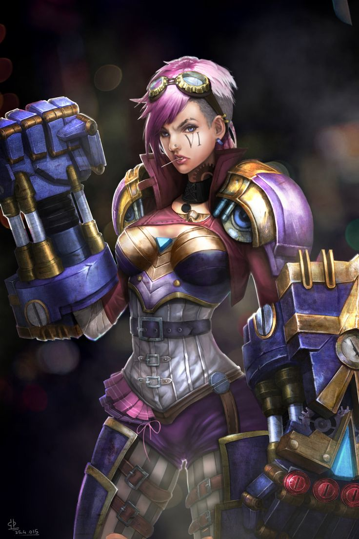League of legends sexy champions