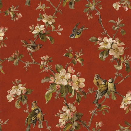 Possible Wallpaper For Kitchen LOVE This One