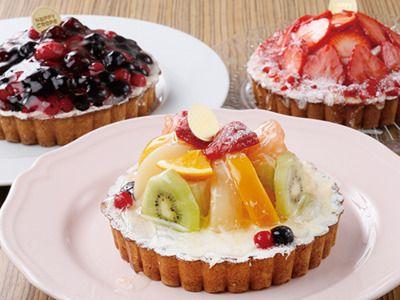 cafe Happy Crepe Rie 合川バイパス店 - トップ   ノーマジーン