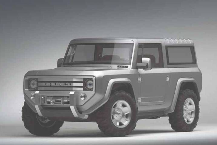 How Much Will The 2020 Ford Bronco Cost Specs In 2020 Ford Bronco New Bronco