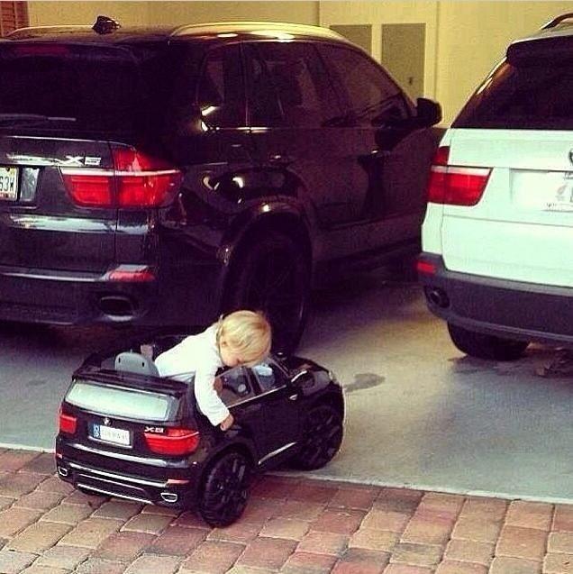 Baby BMW X5