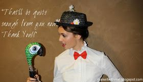 MAKE IT! with mal: DIY:: Disney Costumes {Mary Poppins and Bert} {Lilo and Stitch}