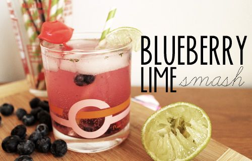 Blueberries, Limes and Cocktails on Pinterest