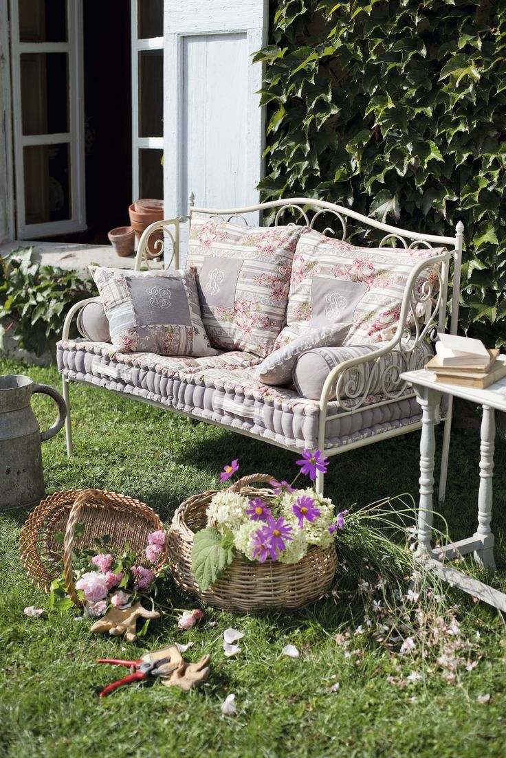 httpwwwfrench home decorcompage2 Romantic vintage homes Pinterest