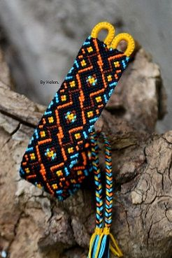 Photo of #85821 by Byhelen - friendship-bracelets.net