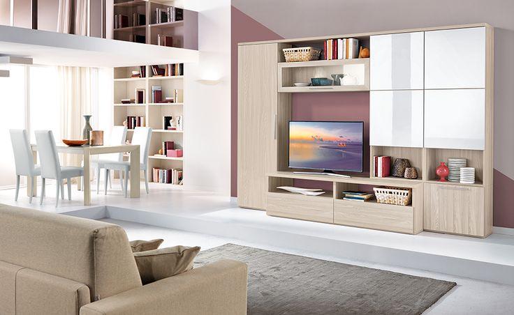 7 best Un soggiorno accogliente il cuore della tua casa images on Pinterest  Fresco Home and
