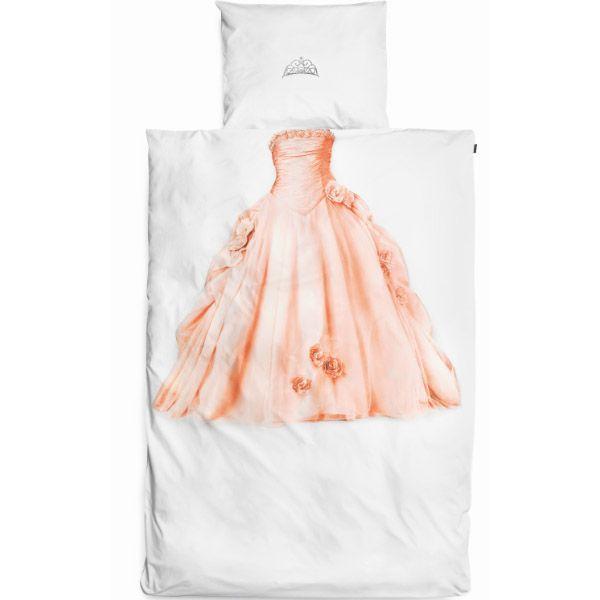 Snurk Παιδική παπλωματοθήκη πριγκίπισσα