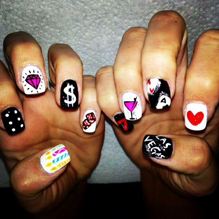 Best 25 las vegas nails ideas on pinterest christmas nails las vegas nails prinsesfo Choice Image