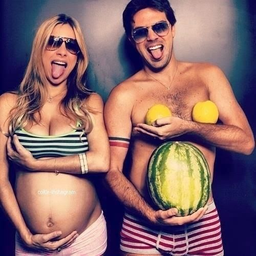 16 Hilarious Pregnancy Announcements That Are Totally Nailing It