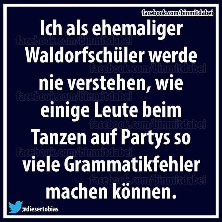 Waldorfschüler...