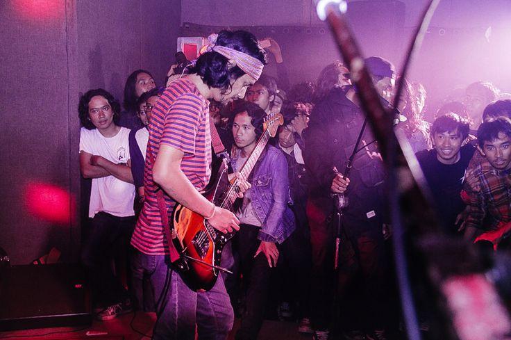 Kelompok Penerbang Roket Bandung,26 march 2016 @majahouse  #photography #stagephotography #gigs