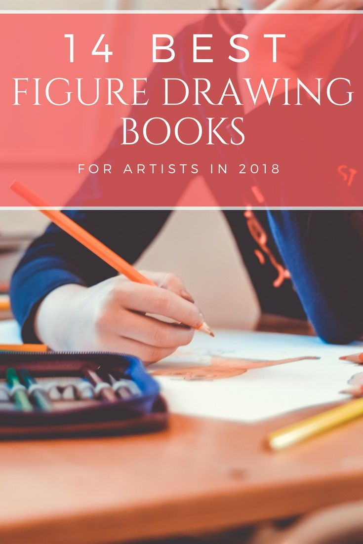 14 Best Figure Drawing Books for Beginners | How To