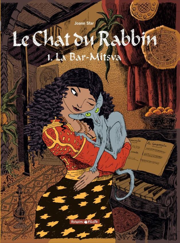Le Chat du Rabbin © Dargaud