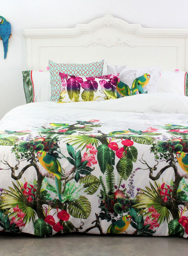 Happy Friday Tropic Bedding Set - Bedding sets - Home, Lighting & Furniture - BHS