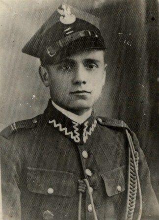 Żandarm Konstanty Rydlak. Lata 30, XX w.