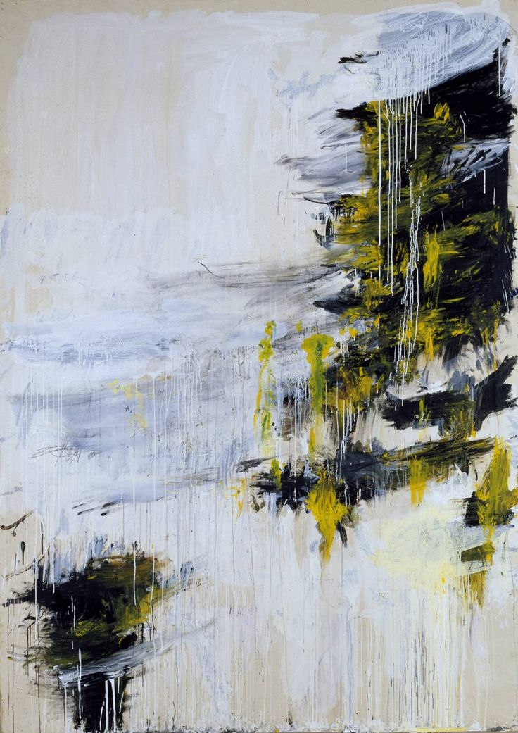 Cy Twombly | Quattro Stagioni Collection, Primavera, Estate, Autumno, Inverno