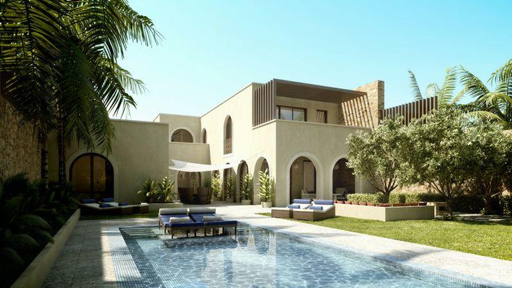Alswani resort hotel villas libya hotel villa design for Design ce hotel