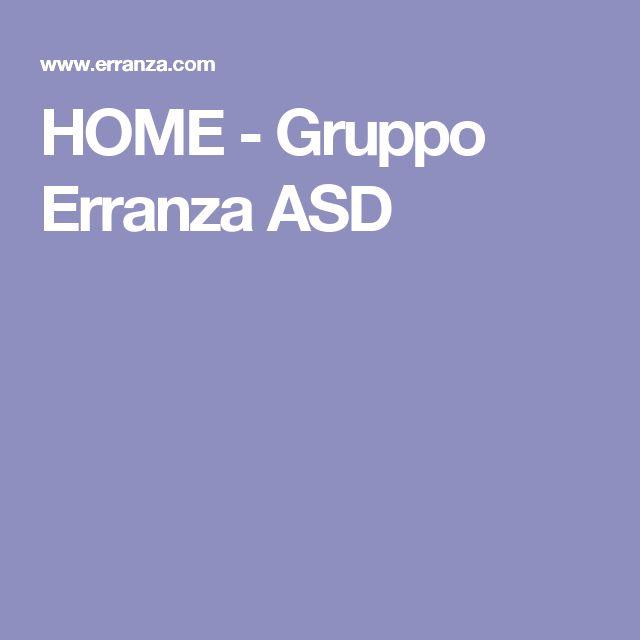 HOME - Gruppo Erranza ASD