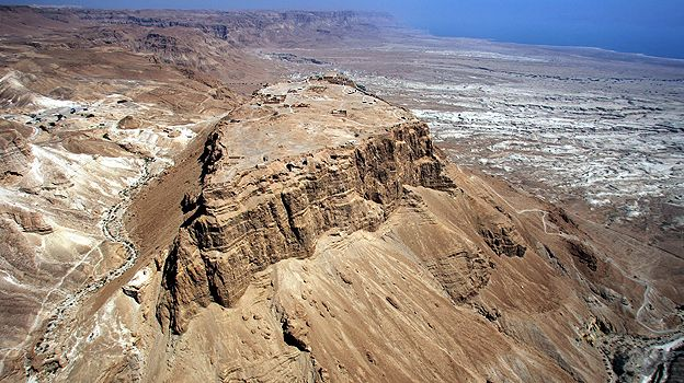 the view from Masada is incredible, but the story behind this fortress is one of the most inspiring i've heard. #israel #travel #bravery