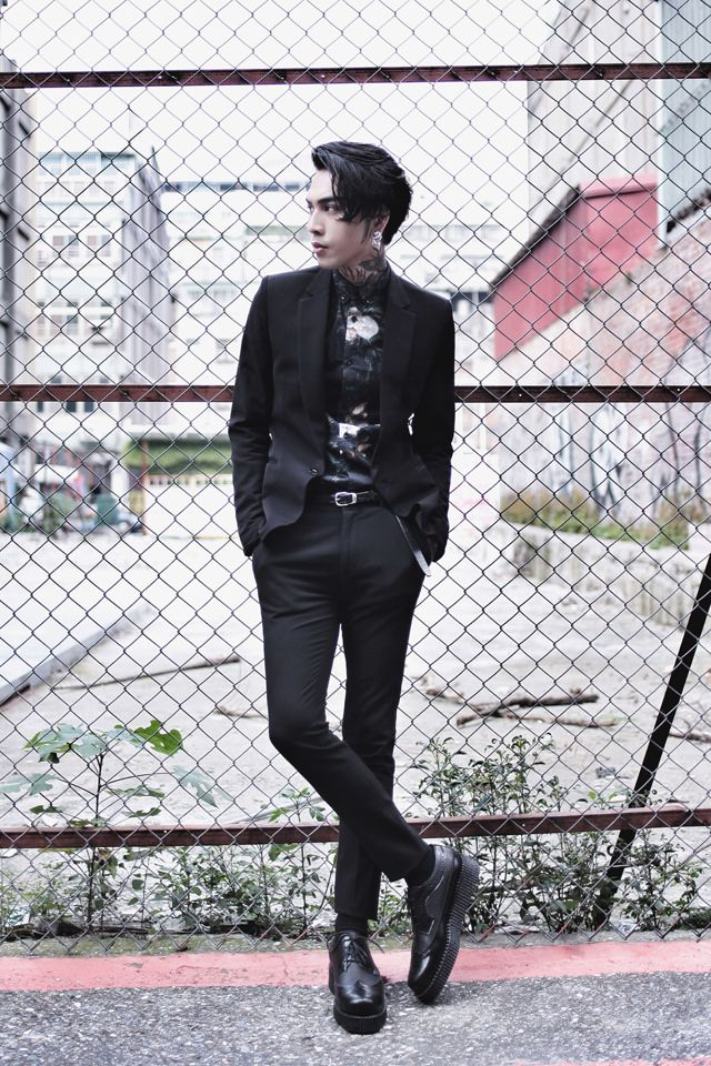 IVAN Chang - H&M Shirt, Asos Pants, Underground Shoes - 231215 TODAY STYLE | LOOKBOOK