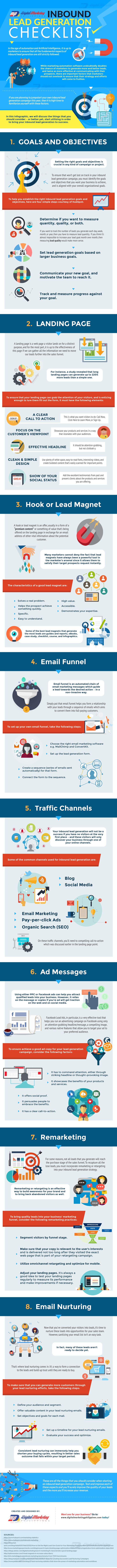 Inbound Marketing for Beginners: 8 Step Checklist to Generate Leads [Infographic] - http://topseosoft.com/inbound-marketing-for-beginners-8-step-checklist-to-generate-leads-infographic/