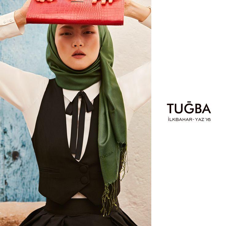 Daha minimal, daha sade ve daha şık; klasik çizgilere modern yorumlar! #tugba #ss16 #tugbass16 #tugbass16campaign #kibris